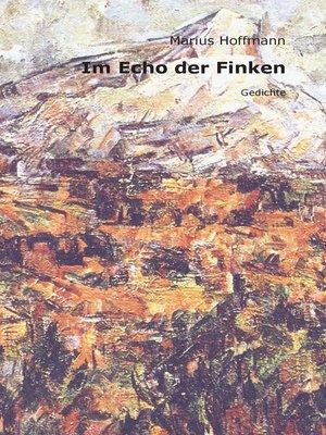 cover image of Im Echo der Finken