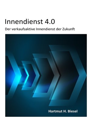 cover image of Innendienst 4.0