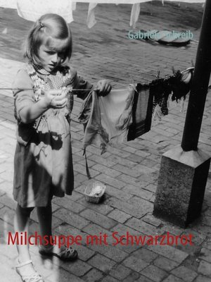 cover image of Milchsuppe mit Schwarzbrot