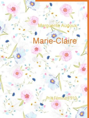 cover image of Marie-Claire