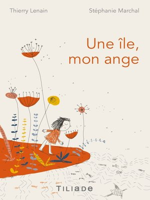 cover image of une île mon ange