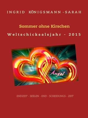 cover image of Sommer ohne Kirschen