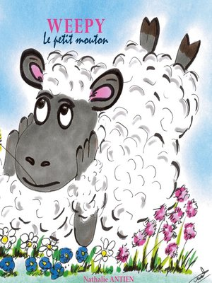 cover image of Weepy le petit mouton