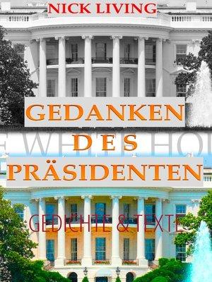 cover image of Gedanken des Präsidenten
