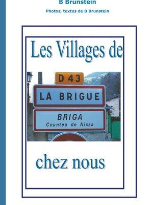 cover image of les villages de chez nous
