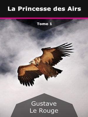 cover image of La Princesse des Airs
