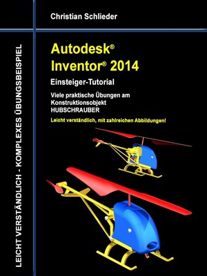 cover image of Autodesk Inventor 2014--Einsteiger-Tutorial