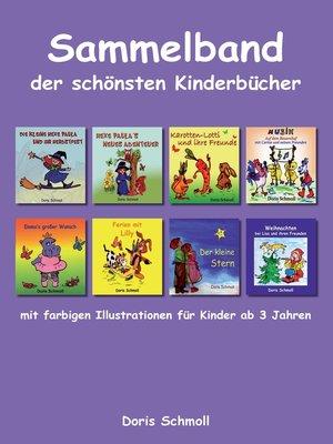 cover image of Sammelband der schönsten Kinderbücher