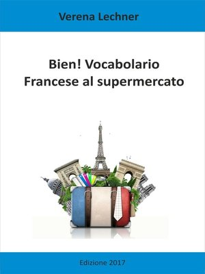 cover image of Bien! Vocabolario