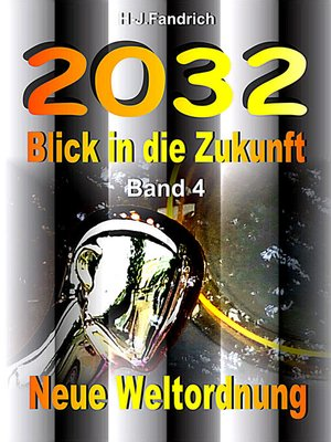 cover image of Blick in die Zukunft  Band 4