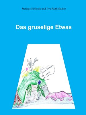 cover image of Das gruselige Etwas