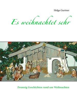 cover image of Es weihnachtet sehr