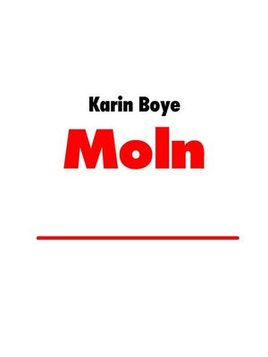 cover image of Moln
