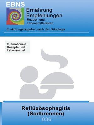cover image of Ernährung bei Sodbrennen