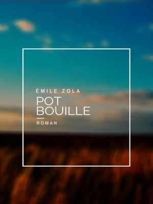 cover image of Pot-Bouille