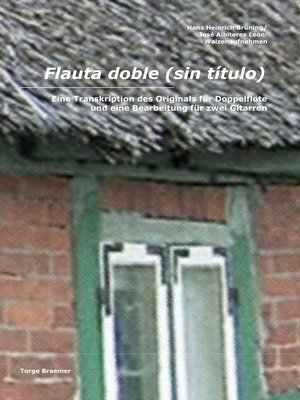 cover image of Flauta doble (sin titulo)