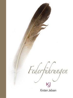 cover image of Federführungen