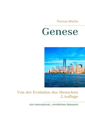 cover image of Genese