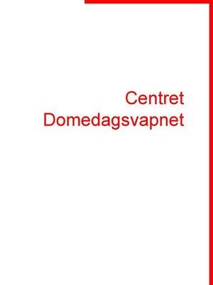 cover image of Centret Domedagsvapnet