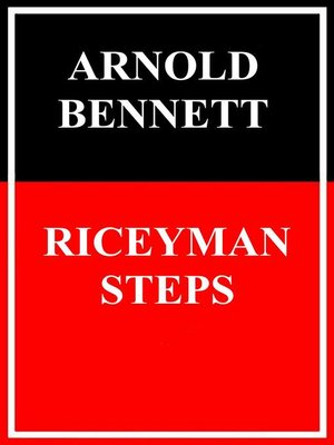 cover image of Riceyman Steps