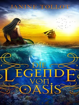 cover image of Die Legende von Oasis
