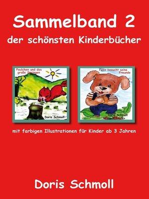 cover image of Sammelband 2 der schönsten Kinderbücher
