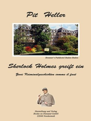 cover image of Sherlock Holmes greift ein