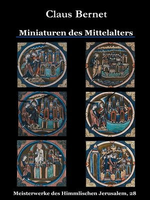 cover image of Miniaturen des Mittelalters