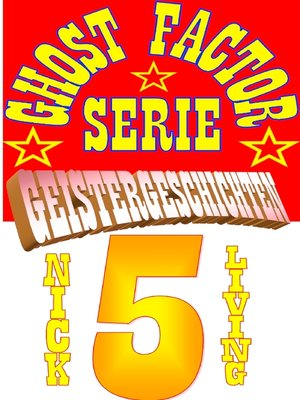 cover image of Ghost-Factor Serie Geistergeschichten
