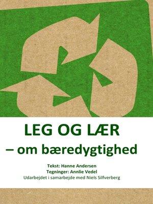 cover image of om bæredygtighed