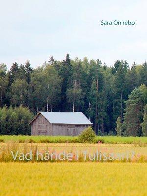 cover image of Vad hände i Tulisaari?