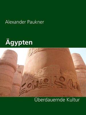 cover image of Ägypten