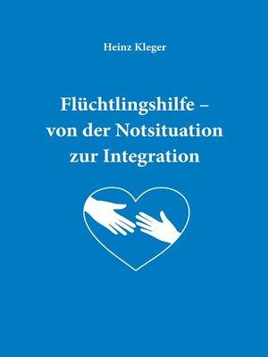 cover image of Flüchtlingshilfe