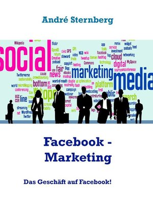 cover image of Facebook--Marketing