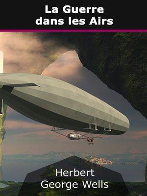cover image of La Guerre dans les Airs