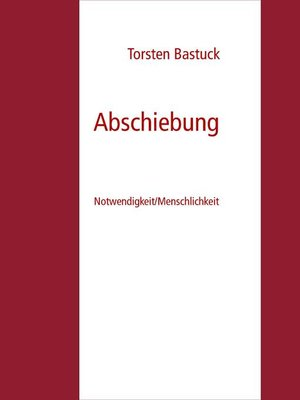 cover image of Abschiebung