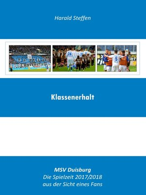 cover image of Klassenerhalt