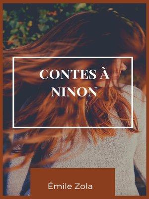 cover image of Contes à Ninon