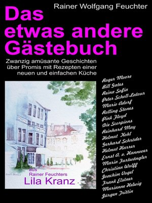 cover image of Das etwas andere Gästebuch