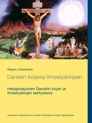 cover image of Danielin kirjasta Ilmestyskirjaan