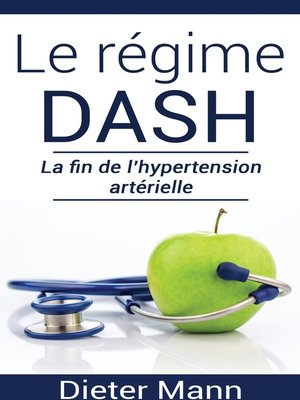 cover image of Le régime DASH