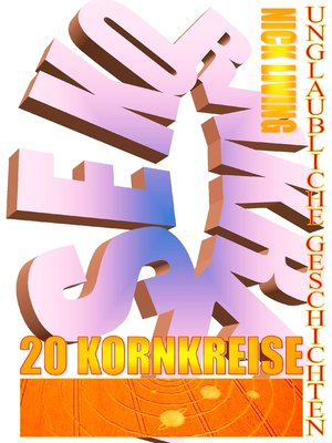 cover image of 20 Kornkreise