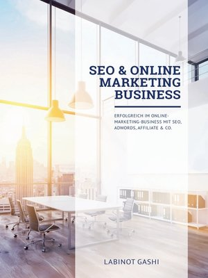 cover image of SEO & Online Marketing Business