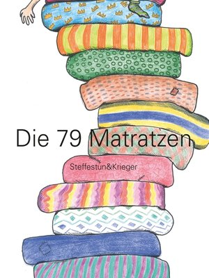 cover image of Die 79 Matratzen