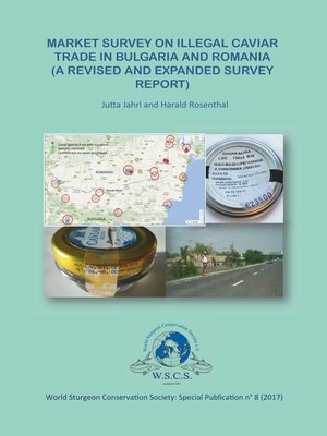 cover image of Market Survey in Illegal Carviar Trade in Bulgaria and Romania