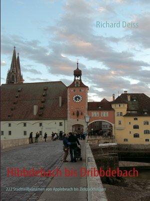 cover image of Hibbdebach bis Dribbdebach