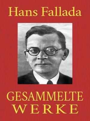 cover image of Hans Fallada--Gesammelte Werke