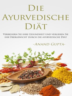 cover image of Die Ayurvedische Diät