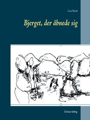 cover image of Bjerget, der åbnede sig