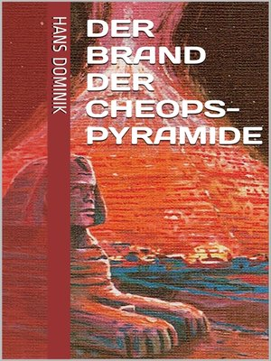 cover image of Der Brand der Cheopspyramide